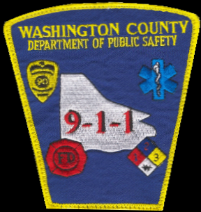 Washington County 911 Patch